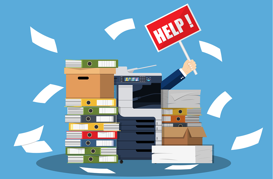 5 Business Reasons to outsource archive storage.