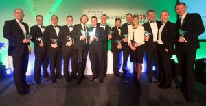 Cleardata Awarded North East Business Award