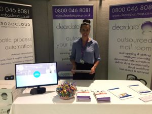 Cleardata Document Management attends the North East Expo