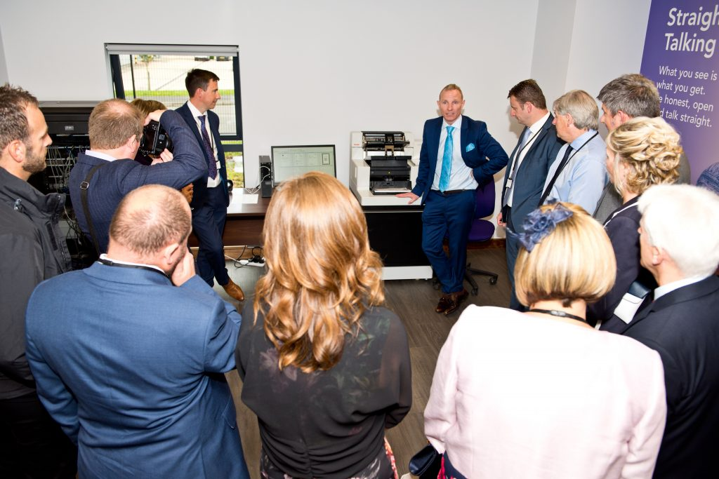 Cleardata Opening Event - Document Scanning Presentation