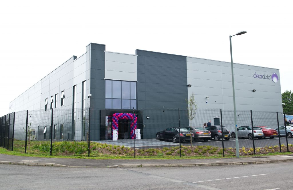 Cleardata Opening Event - Hawarden Facility