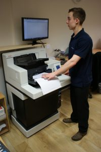 Document Scanning Services - Virtual Cabinet