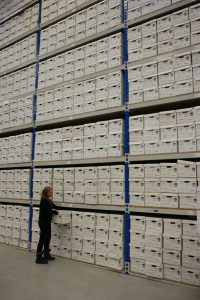Document Storage Warrington