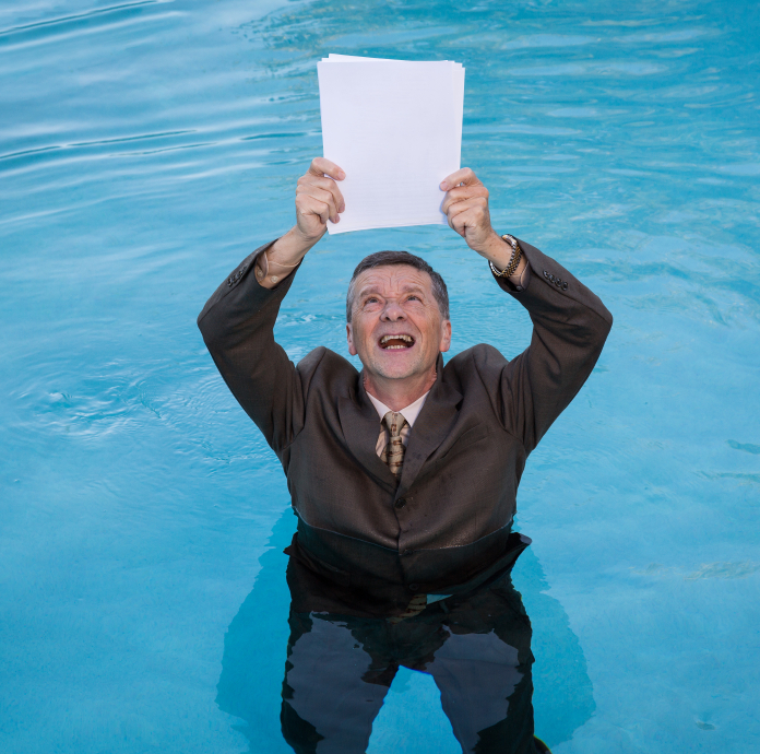 Has Your Business Protected Its Paperwork From Flooding?