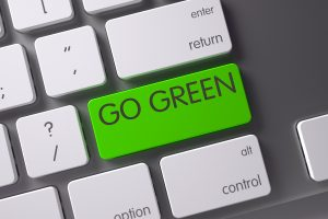 limit your paper usage: Go Green - Go Dig