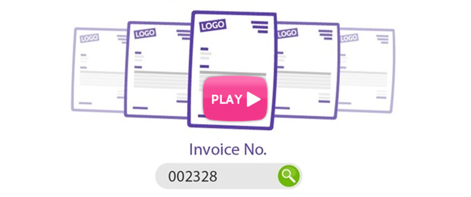 Intelligent Data Capture OCR Scanning Services By Cleardata - Invoice imaging software