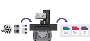 Microfilm & Microfiche Conversion Services