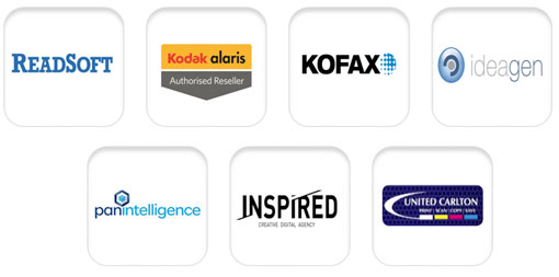 List of Cleardata's partners